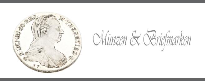 Münzen & Briefmarken